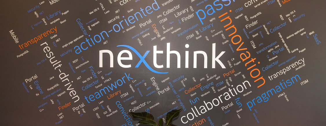 Nexthink SA cover picture