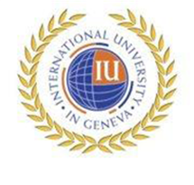 International University in Geneva profile picture